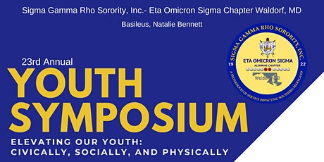 2020 Youth Symposium tickets