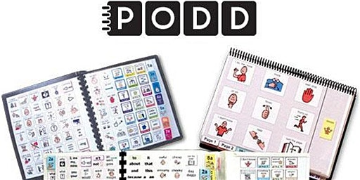 PODD Training in Edmonton: Two Day Introduction Plus Alternative Access