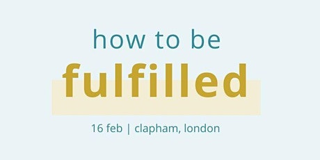 How to be fulfilled tickets