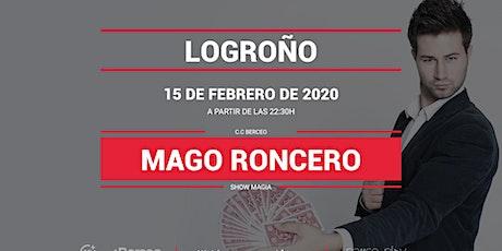 Show Magia de Mago Roncero en Pause&Play Berceo entradas