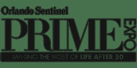 Orlando Sentinel Prime Expo 2020 tickets