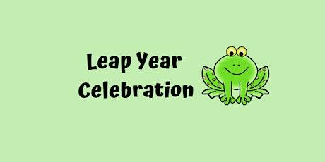 Leap Year Celebration! tickets