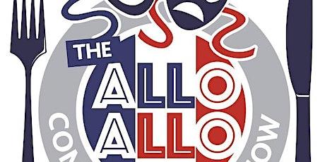 Allo Allo Comedy Dining Experience tickets