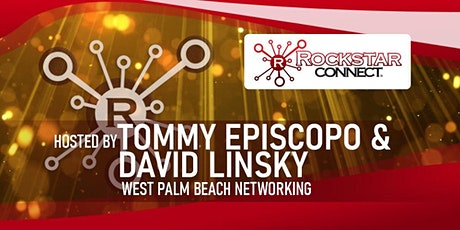 Free West Palm Beach Rockstar Connect Networking Event (February, Florida) tickets