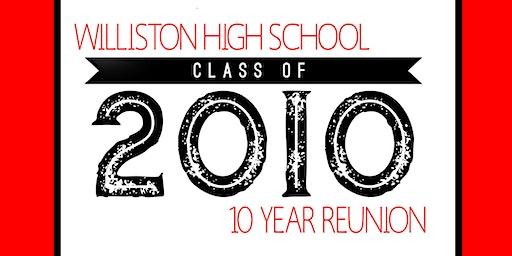 WHS Class of 2010 Reunion
