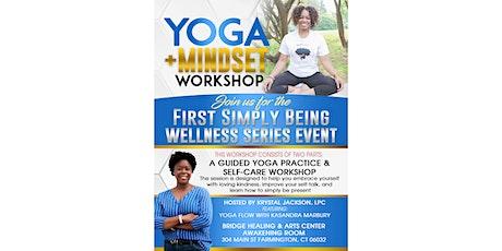 Yoga + Mindset Workshop tickets