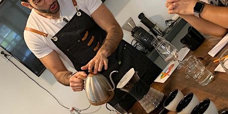 Specialty Coffee Tasting Workshop tickets