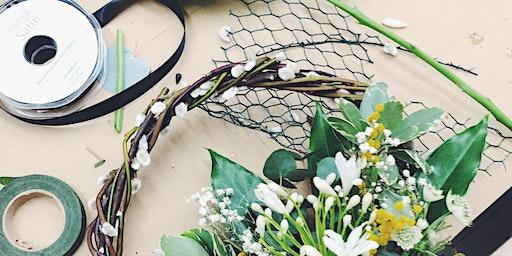 Spring Wreaths I Garden Sessions I
