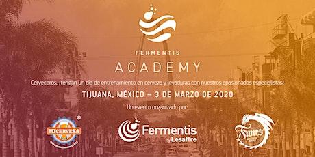 Fermentis Academy Tijuana 2020 boletos