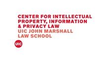 UIC John Marshall Law School Center for Intellectual Property, Information & Privacy Law logo