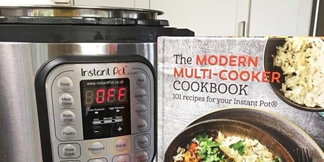 Instant Pot Demo with Jenny Tschiesche tickets