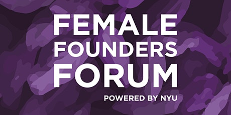 2020 Female Founders Forum tickets