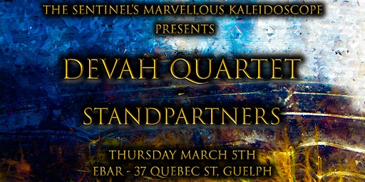 Dévah Quartet - standpartners at The eBar