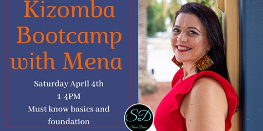 Kizomba Bootcamp with Mena