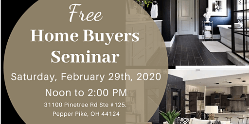 Free! Home Buyers Seminar