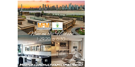 Build Your Multifamily Investing Team to Crush Deals Together in 2020! MFM NJ tickets