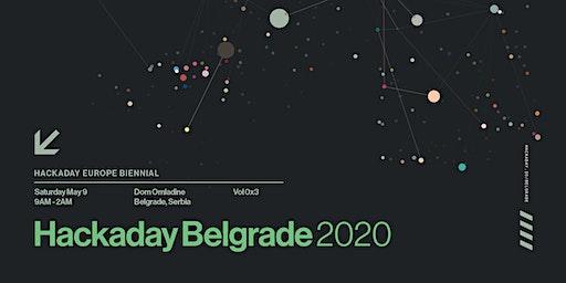 Hackaday   Belgrade 2020
