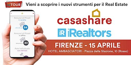 Aula formativa con Casashare ed iRealtors a Firenze