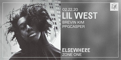 Lil West @ Elsewhere (Zone One)