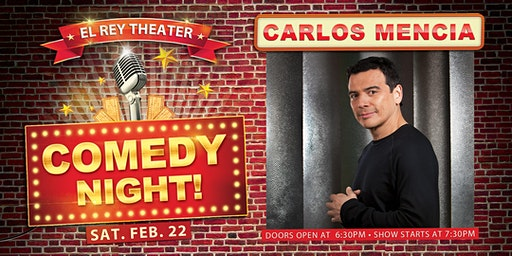 Comedy Night! ft. Carlos Mencia