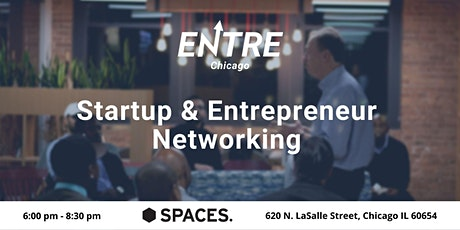 Startup and Entrepreneur Networking - Chicago tickets