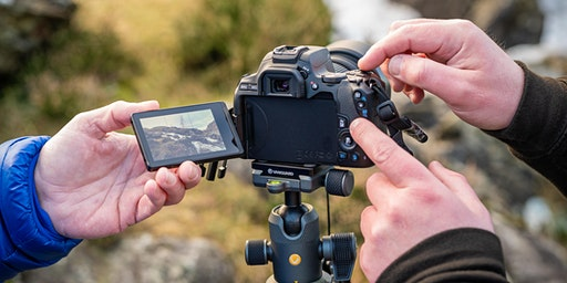 Beginners One Day Photography Workshop - Saturday 22nd February 2020
