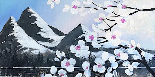 Blossom Moon Brush Party - Fleet