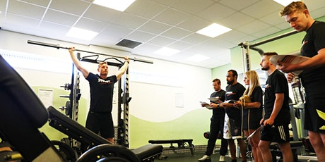 Level 4 Certificate in Strength and Conditioning tickets