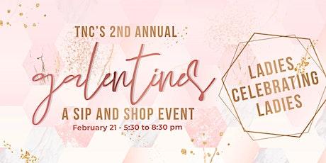 Galentine's - A Sip & Shop Event tickets