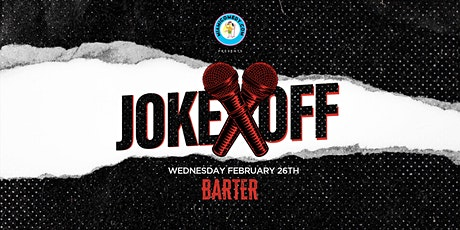Barter Comedy Night: Joke Off tickets