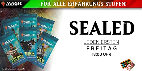 Magic: SEALED - Theros: Jenseits des Todes Tickets