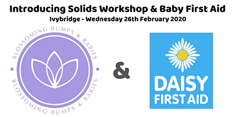 Introducing Solids Workshop & Baby First Aid tickets