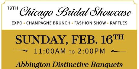 19th Chicago Bridal Showcase tickets