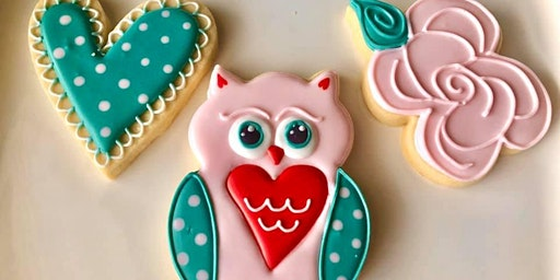 Adult and Child Beginner Cookie Decorating Class