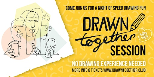 Drawn Together Session - Drawing party for everyone! @ Bison Beer - North Laine