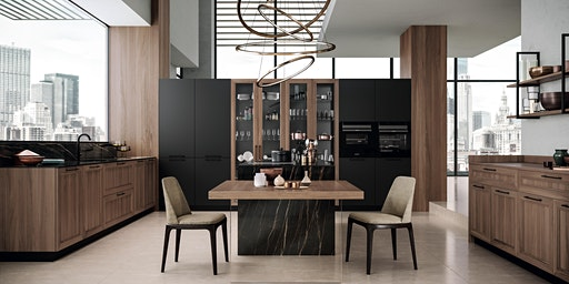 Luxurious Italian Cabinetry for The Entire Home