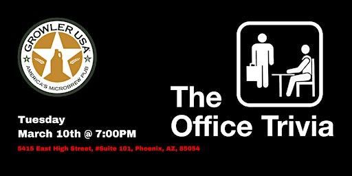 The Office Trivia at Growler USA Phoenix