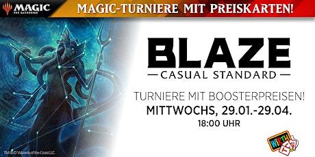 Magic: BLAZE - Casual Standard Tickets
