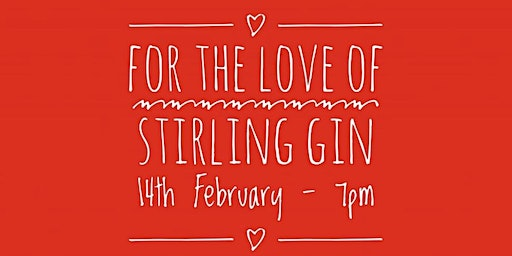 For The Love of Stirling Gin