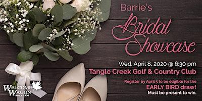 Barrie Bridal Showcase - Spring 2020