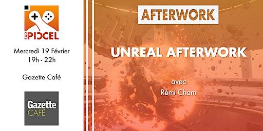 Sud PICCEL - Unreal Afterwork avec Rémi Cham