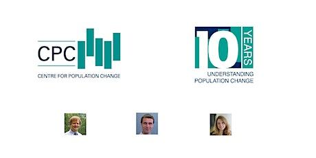 CPC Seminar - Quantifying Migration Scenarios for Better Policy tickets