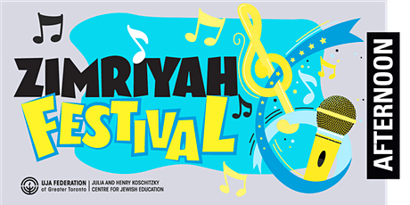 Zimriyah 2020 Afternoon Concert tickets
