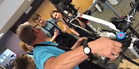 Bike Mechanic Training: The Basics tickets