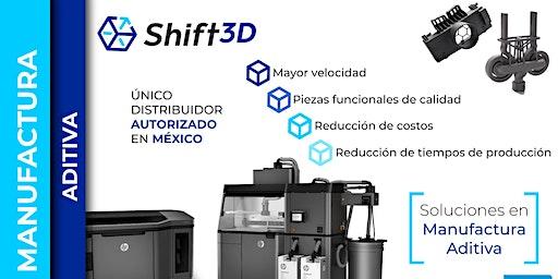 Workshop Diseñar para Manufactura Aditiva y Conferencia en Expo Manufactura