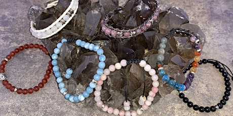 Design Your Own Bracelet with Michelle from Spirited Earth Designs tickets