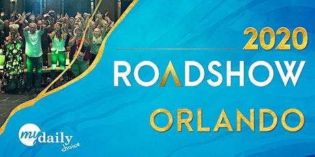 2020 MYDAILYCHOICE Orlando Roadshow tickets