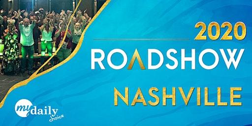 2020 MYDAILYCHOICE Nashville Roadshow