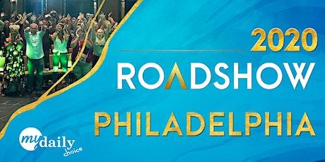 2020 MYDAILYCHOICE Philadelphia Roadshow tickets