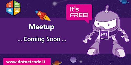 ROMA Meetup #AperiTech di Febbraio DotNetCode biglietti